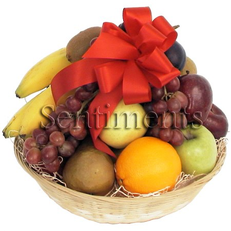 Simply Fruit. Classic basket of fresh