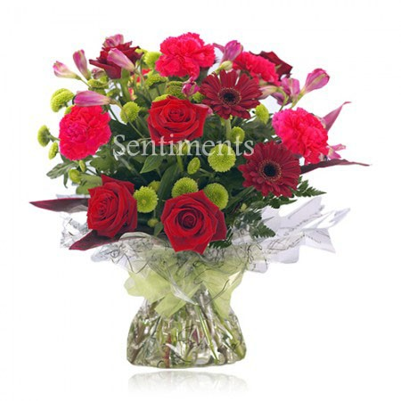 Great offer for flowers